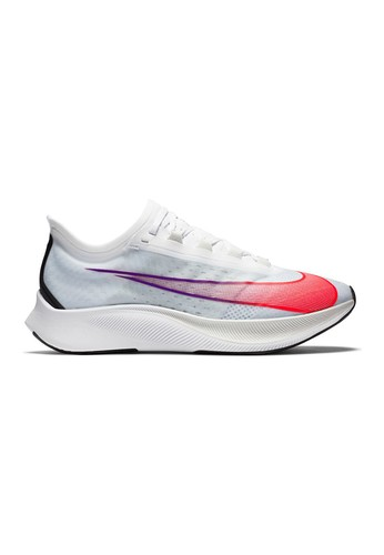 Aptitud desastre Saludar  Shop NIKE NIKE Zoom Fly 3 Men's Running Shoes for 4,290.00 THB Online |  SUPERSPORTS
