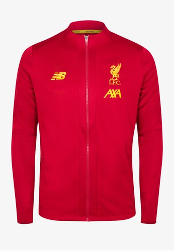 Shop New Balance Football New Balance Football Liverpool Fc Game Men S Jacket For 1 316 00 Thb Online Supersports